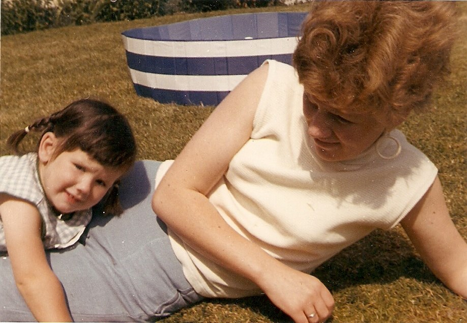 Me and my mummy!