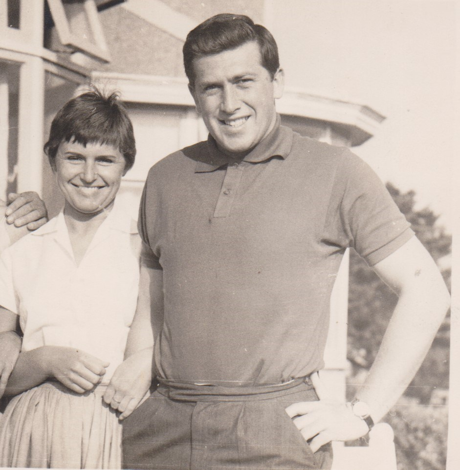 Mum and Dad now back together in heaven