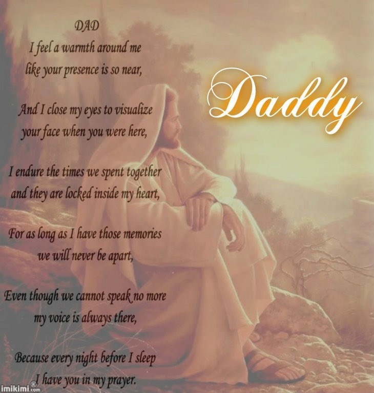 Love you loads dad and miss you so much really need you in my life ??