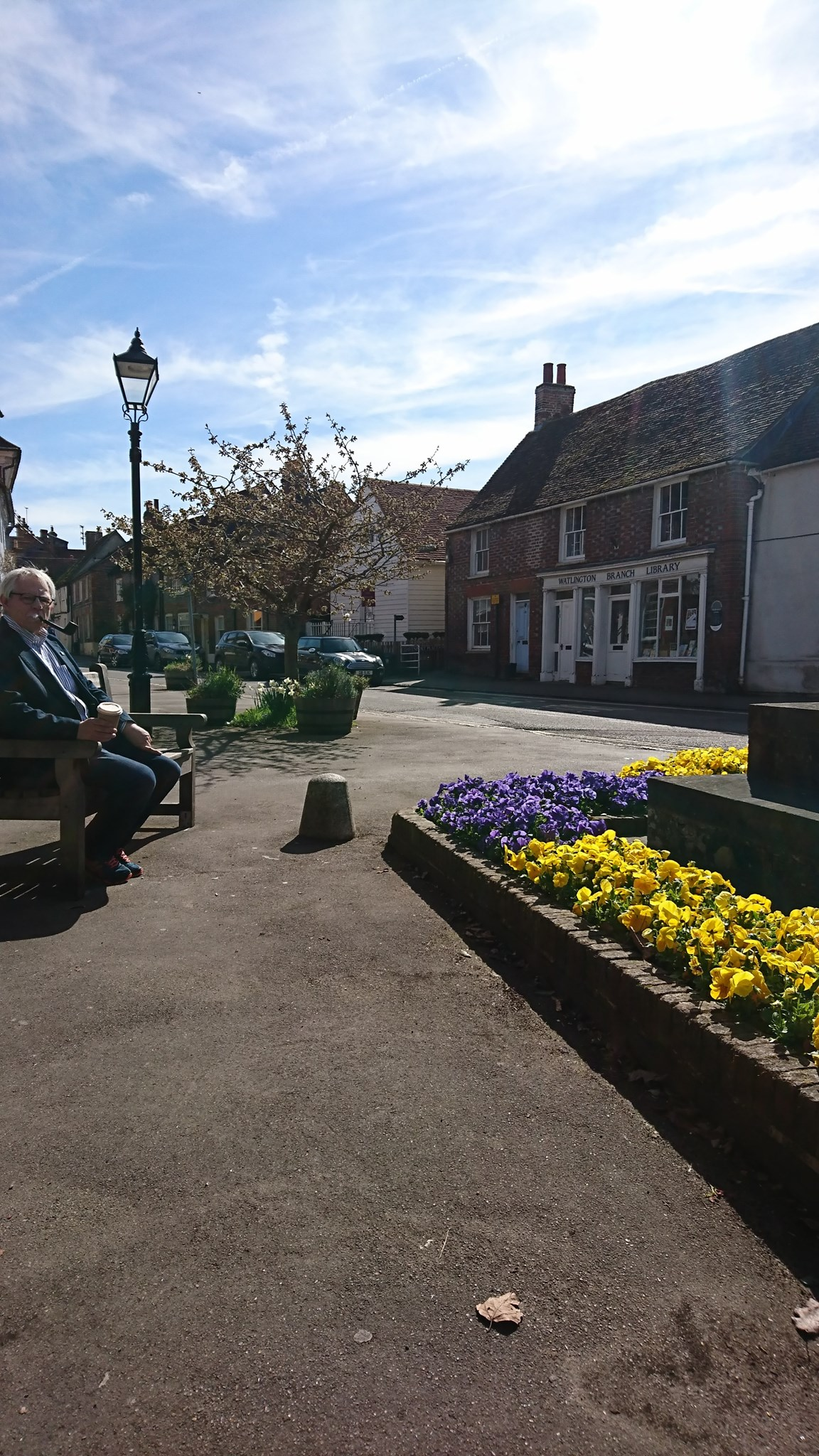 A sunny afternoon in Watlington x