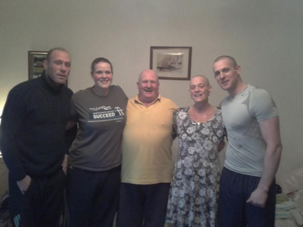 The Head Shave 2014