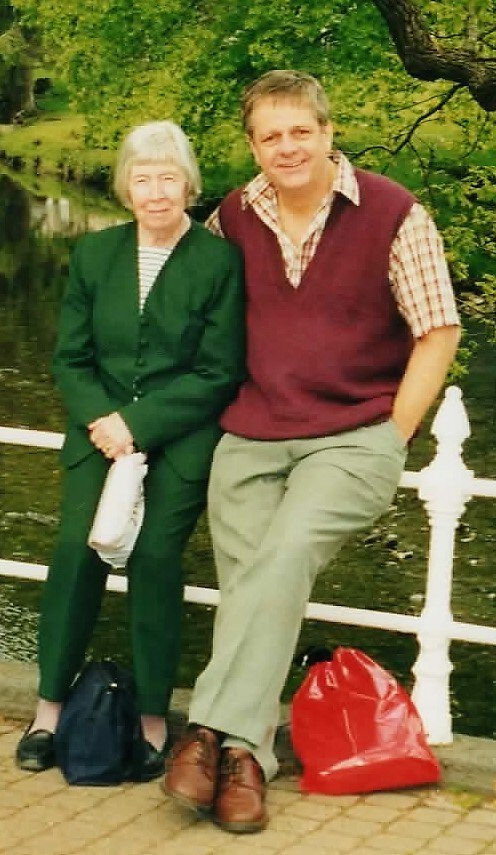 1998, with David Smith
