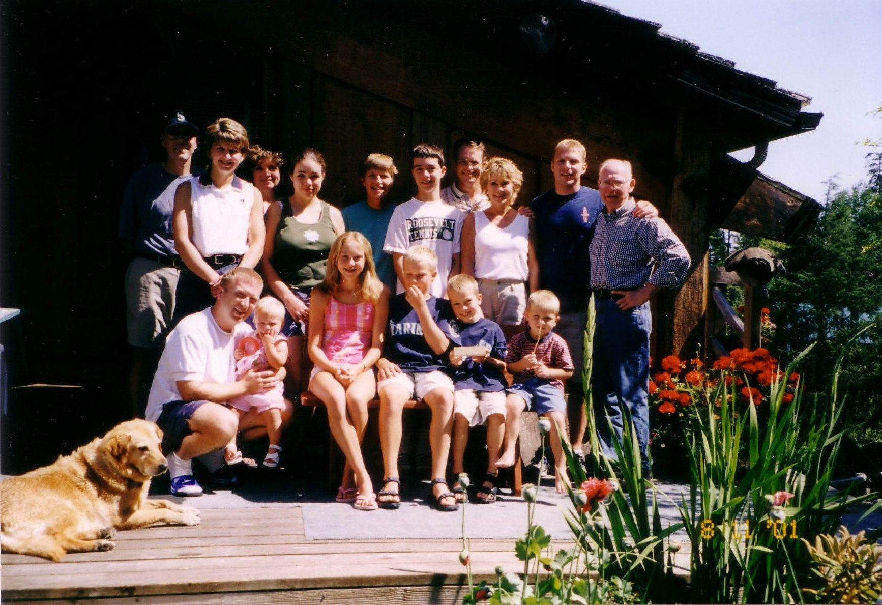 McNae Family Reunion (2001)