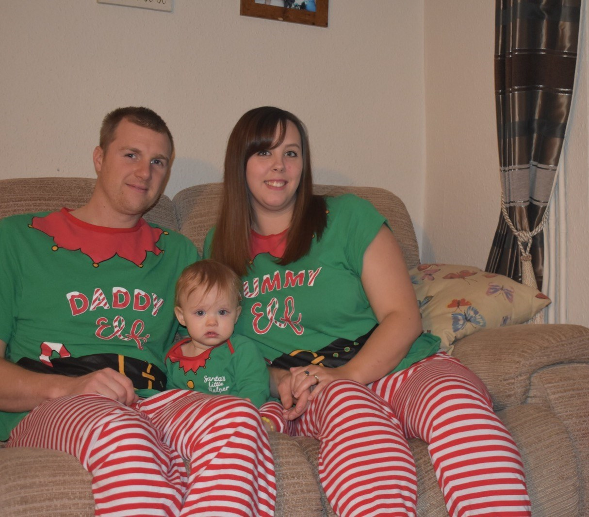 Merry Christmas Eve Daddy! Forever in our hearts my brave, strong Daddy, we Loveand miss you xxx