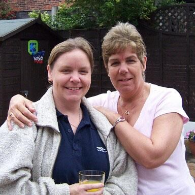 Mother and Daughter (June 2005)