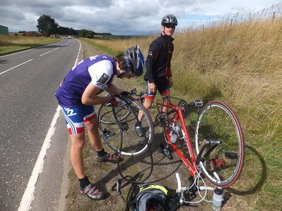 First Puncture