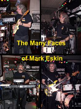 Mark sat in one night on every instrument with The Incognitos !