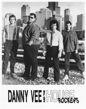 DannyVee Promo 1989 with Mark we had a great time in that band.