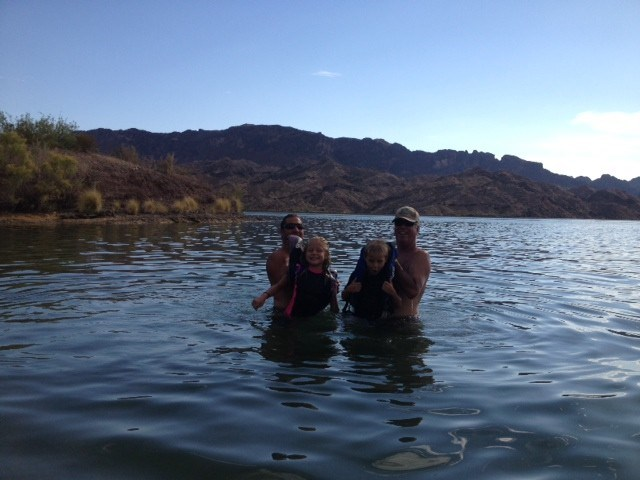 havasu 2014 We love our Grandpa Scott