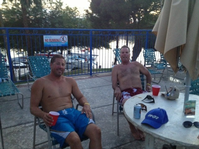 JJ and Scott Havasu 2014
