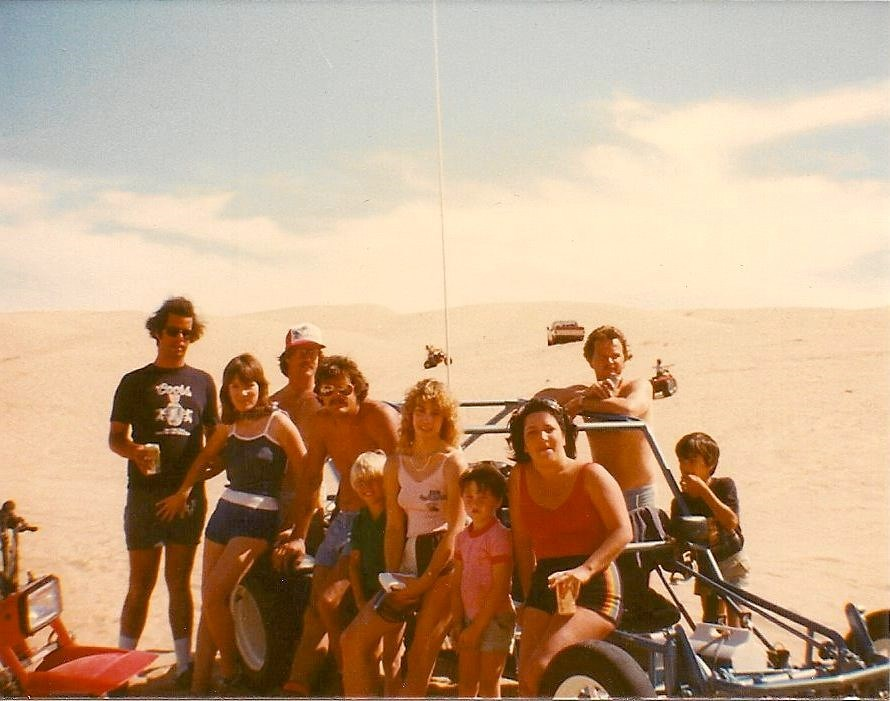 Glamis - Scott, Patty, Pat, Jeff, JJ, Deb, Sammy, Evelyn, Steve, Sheldon (I think)