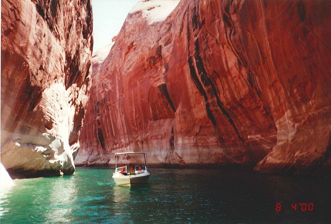 scott lake powell exploring