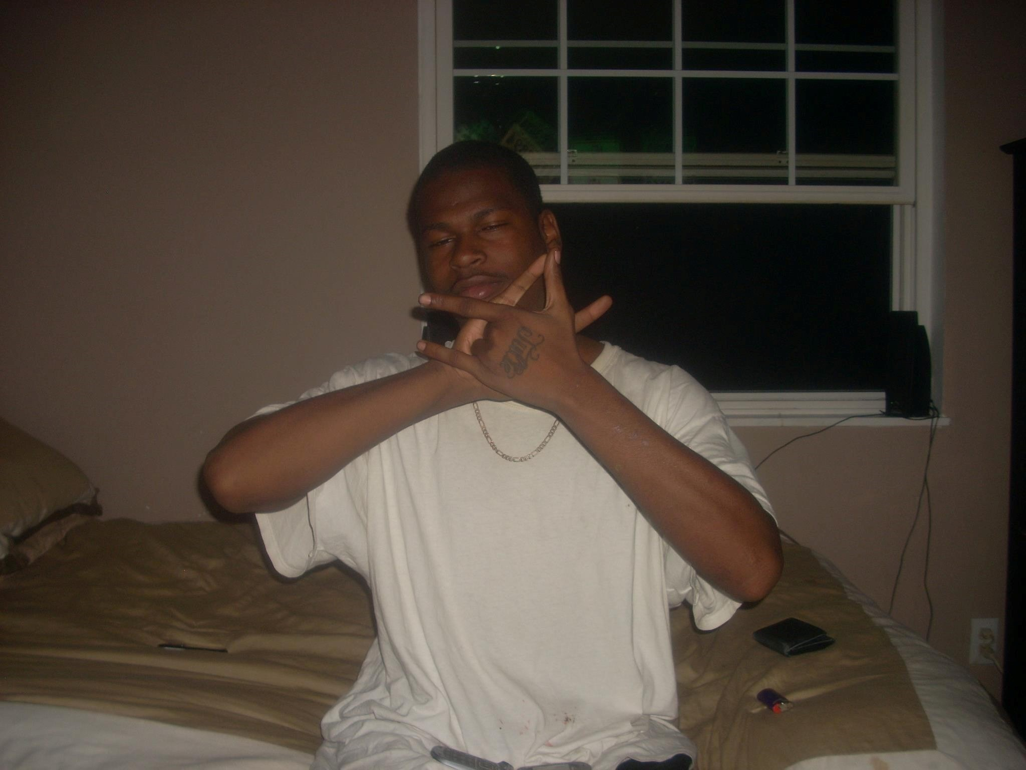 JaMahl a Friend and Brother For Life, Pops Loves you