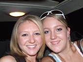Brittney and Britni Fry (Her Best Friend from School)