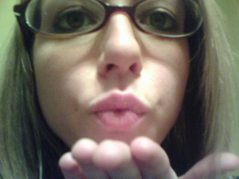 Kisses from Brittney