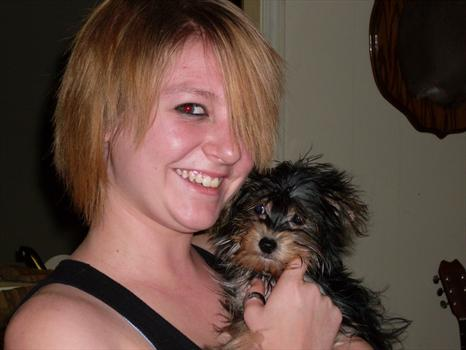 Brit loved that dog...i miss her so much