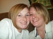 Brittney and Brittany