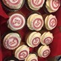 Cake toppers Emily did for memorial game x