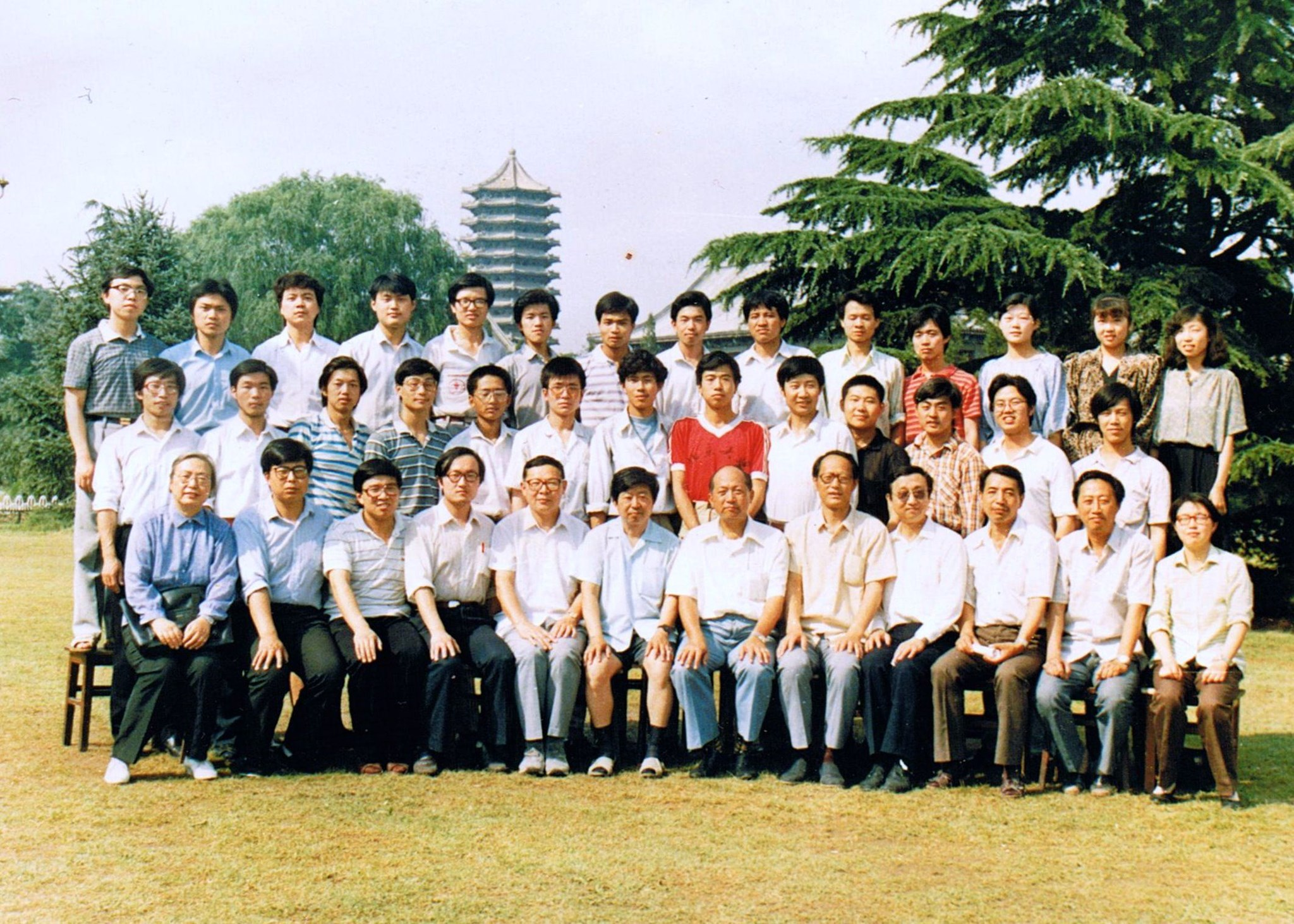 Graduation picture of our class