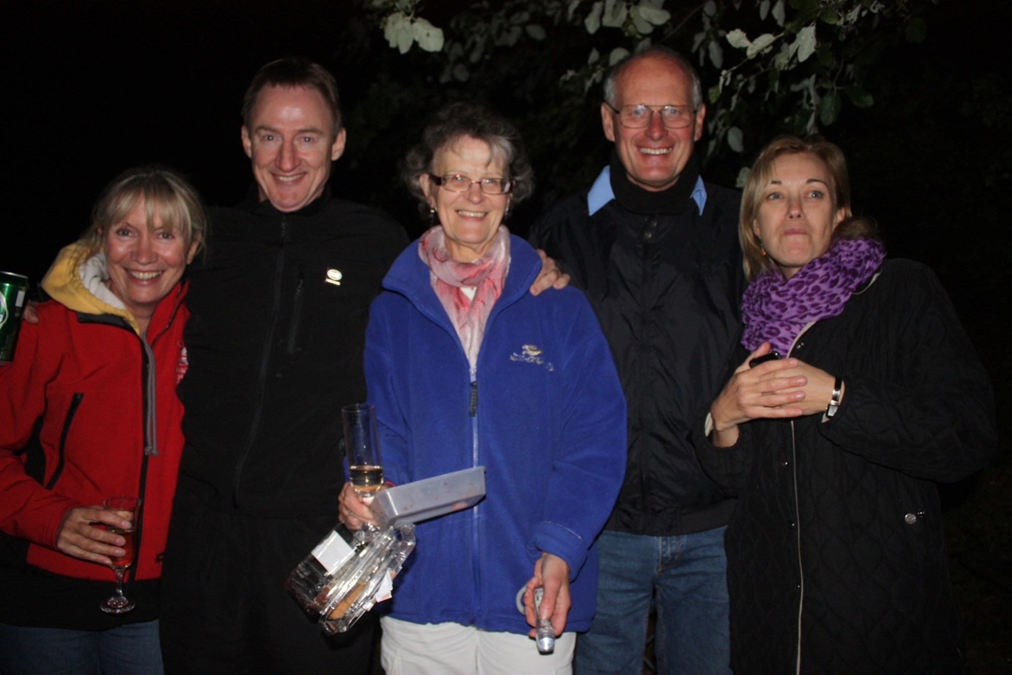 """Up the Hill"" for the longest day 2011"