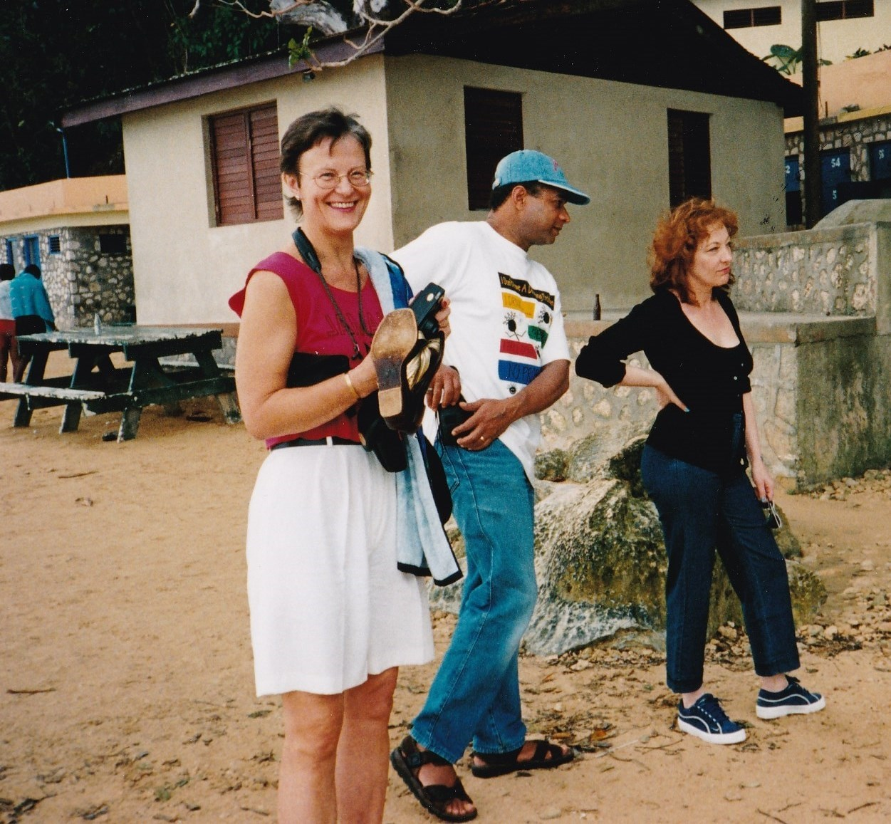 2000 Hilary in Jamaica