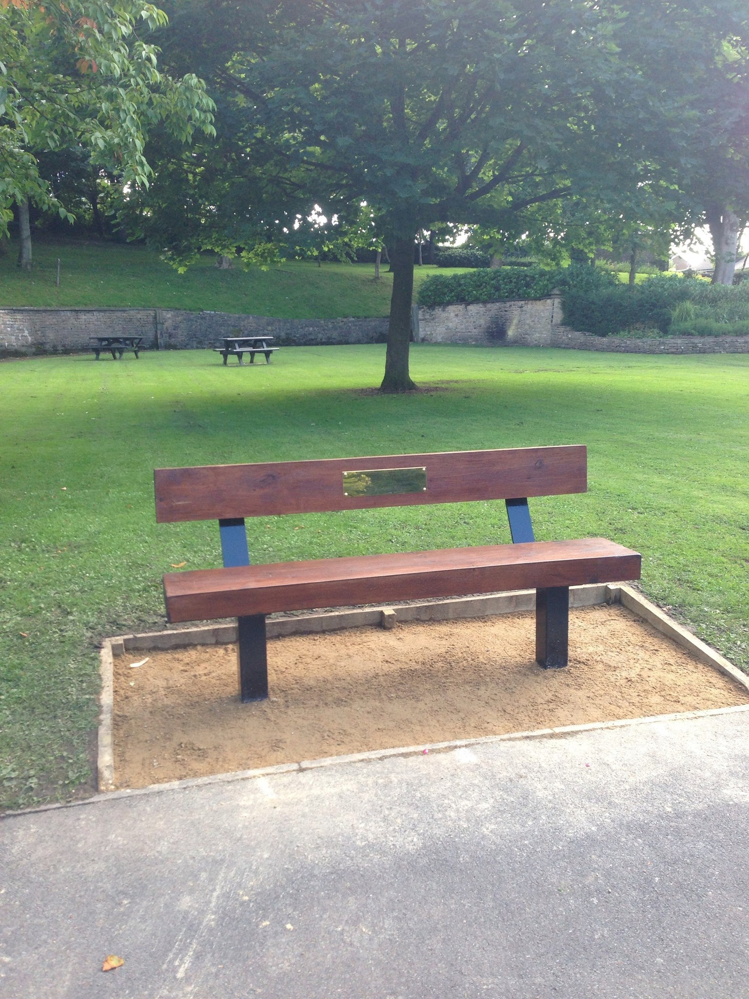 The bench