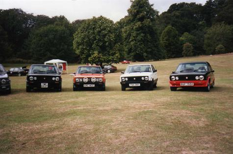 himley hall 1995