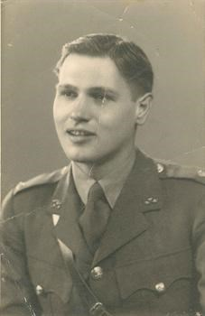 Serving the country during WWII