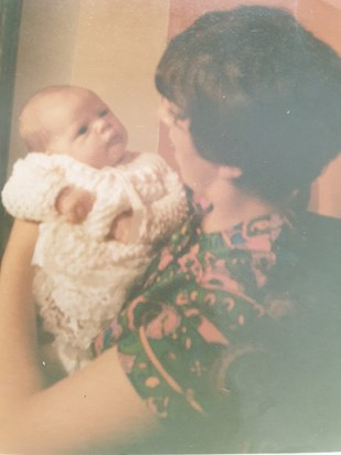 Dawn and her godmother angela bray