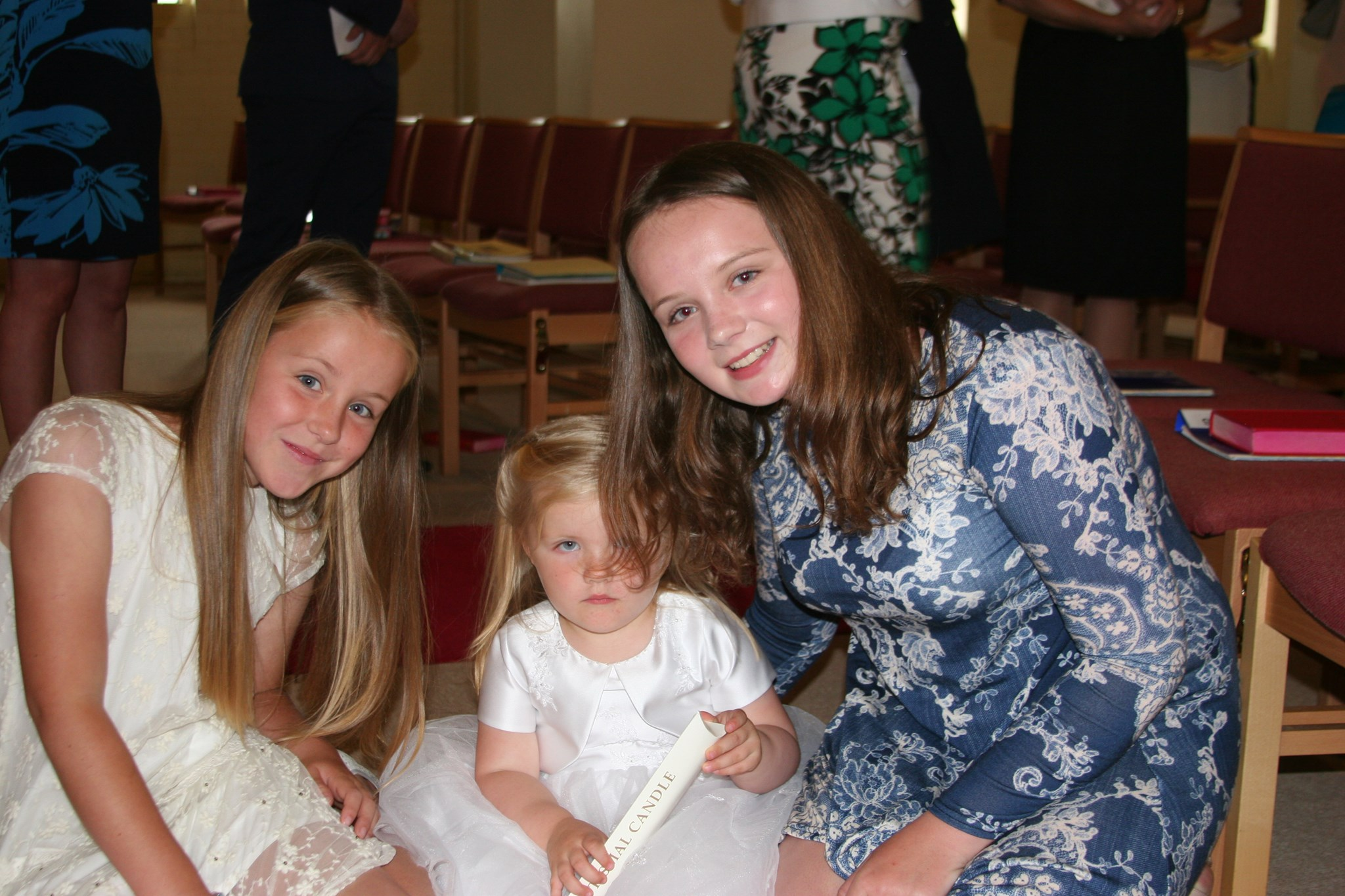 July 2016 - Cousin Charlotte's christening 5
