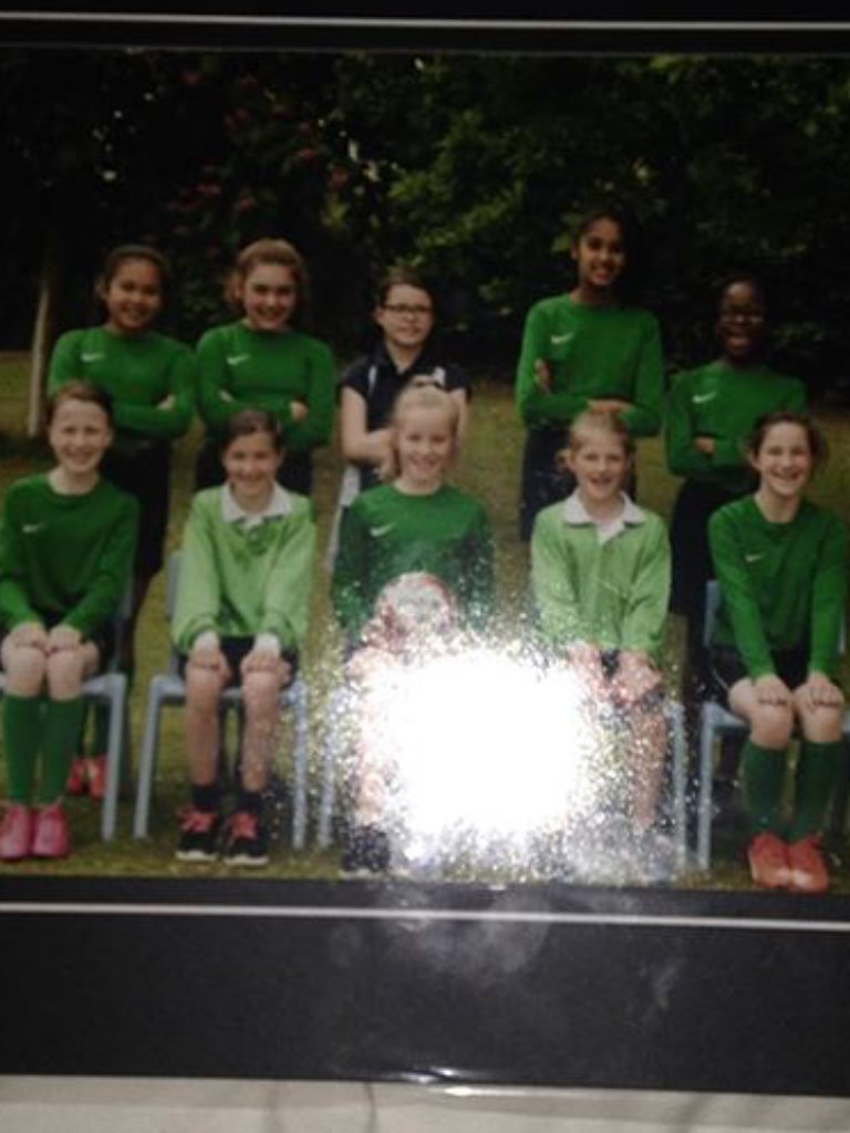 Team photo. Elizebeth no1 defender