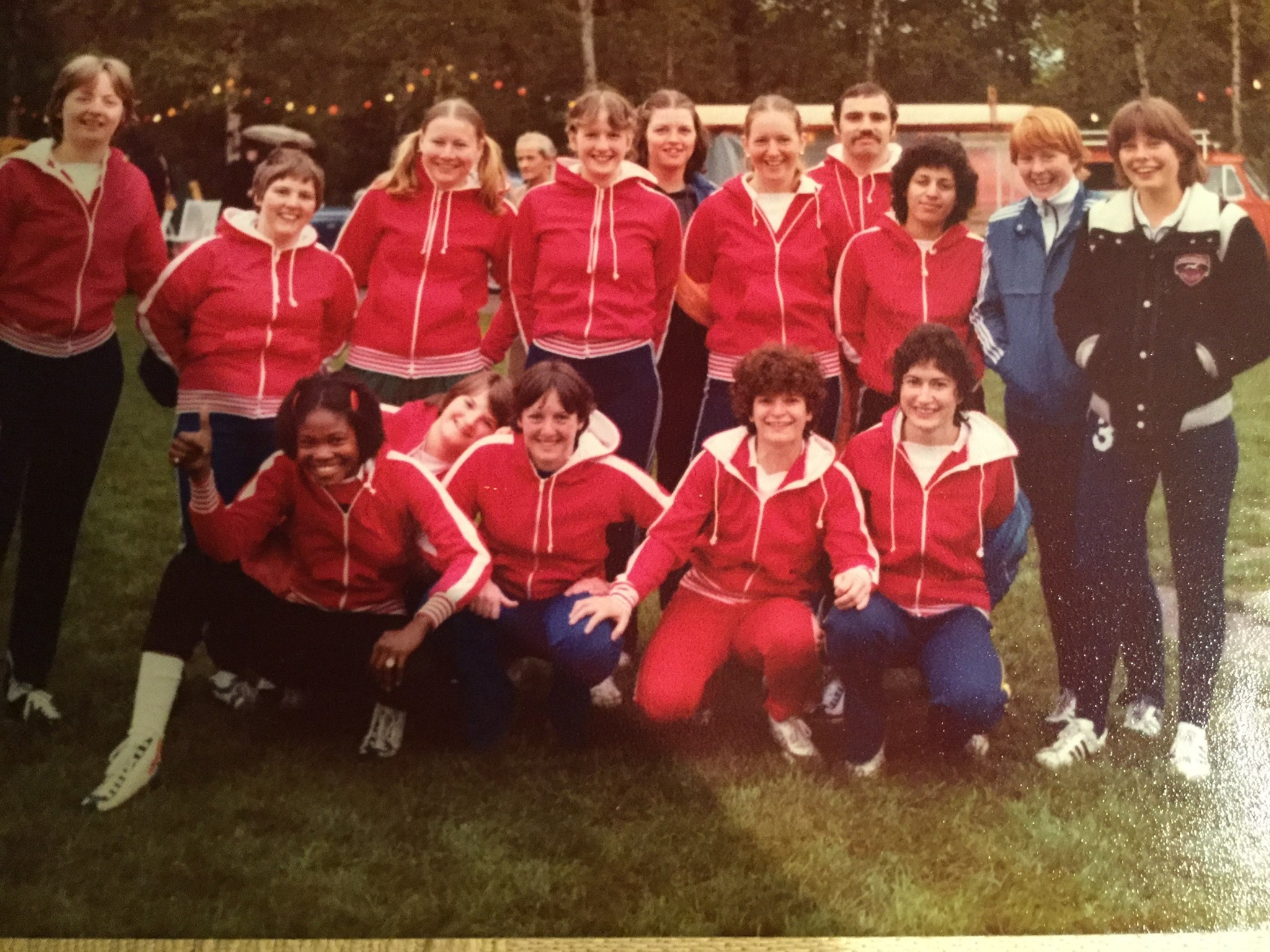When Ruislip Eagles visited me to play in a tournament when I lived in Holland - good times!