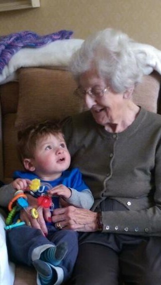 Great Nanny with Sam