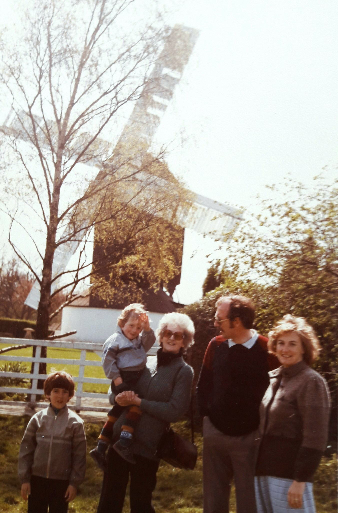 Outwood Windmill - a favourite family outing