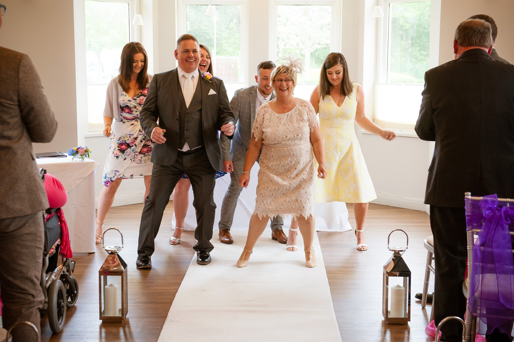 Our Wedding Day dance May 2017