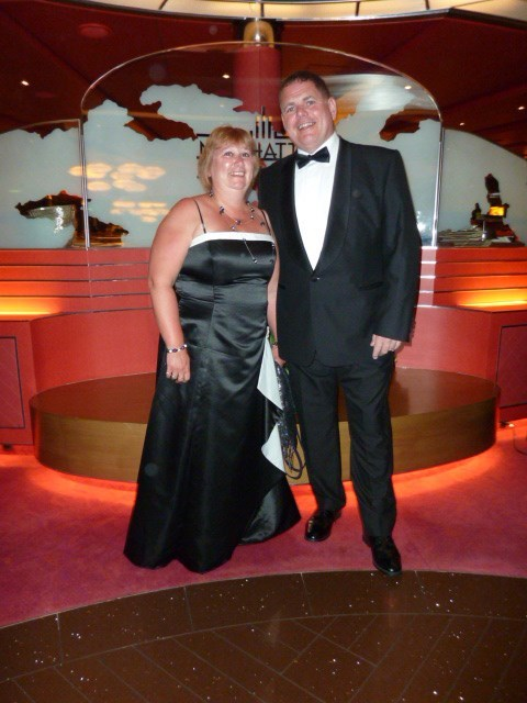 Our engagement on board Princess 2012