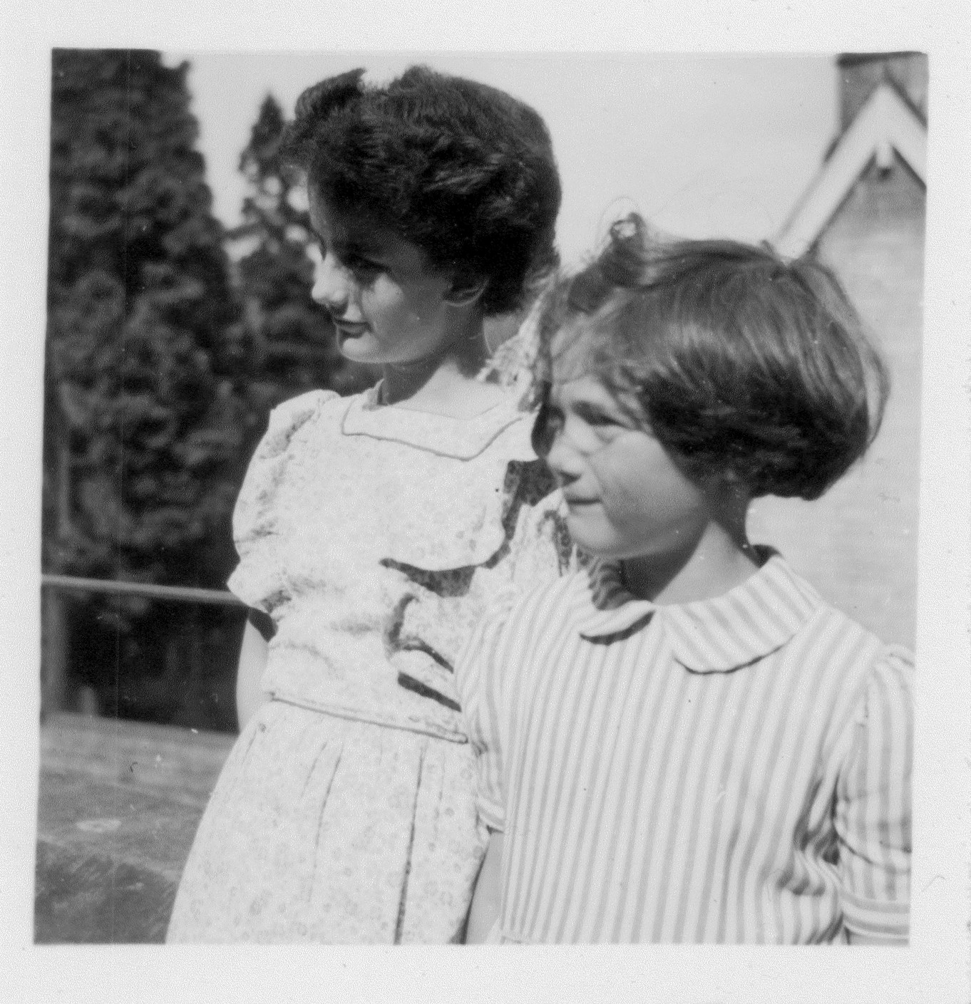1953   Val and Ann