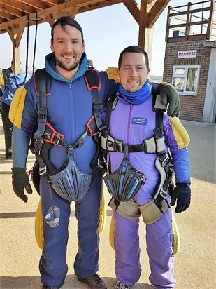 February 2018 Matt and Lee Headcorn Kent