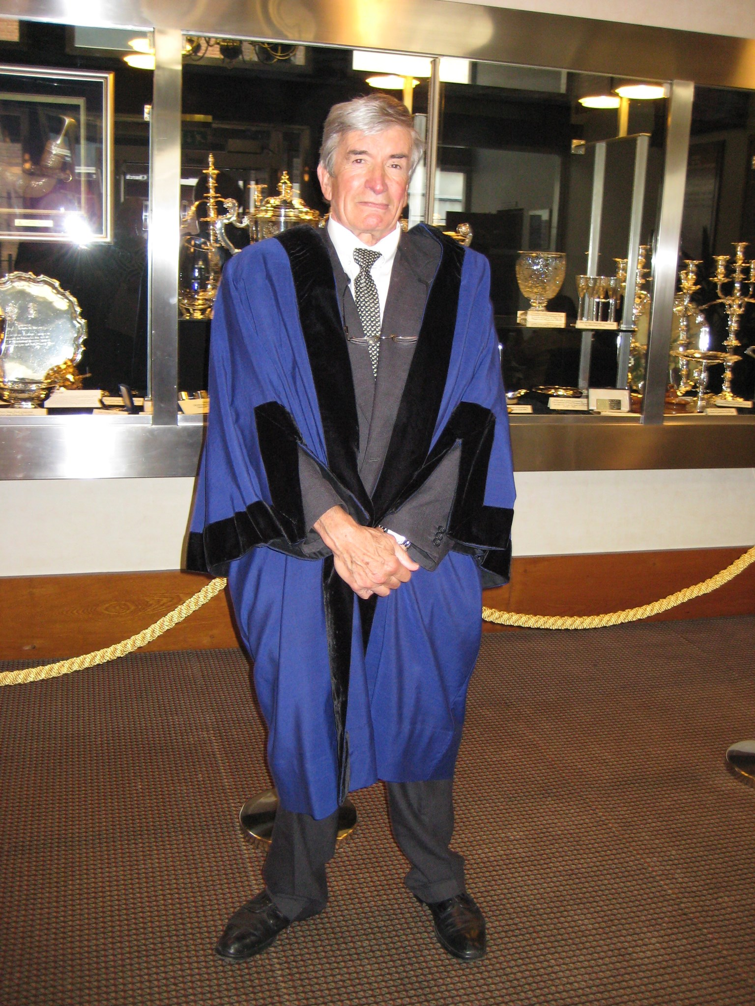Hon Alderman Dr Peter Lea