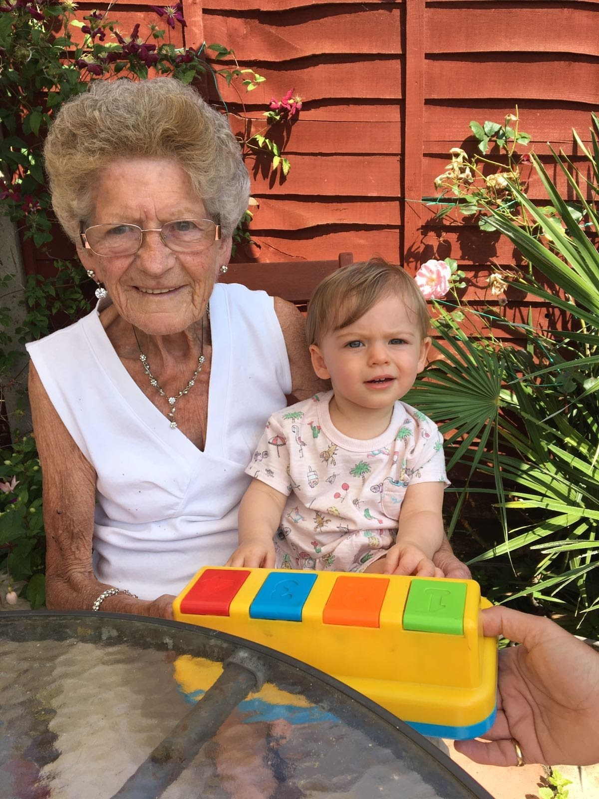 Playtime with Nanny Plum