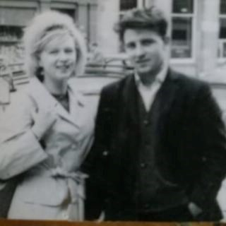 Mum and Dad in thier youth