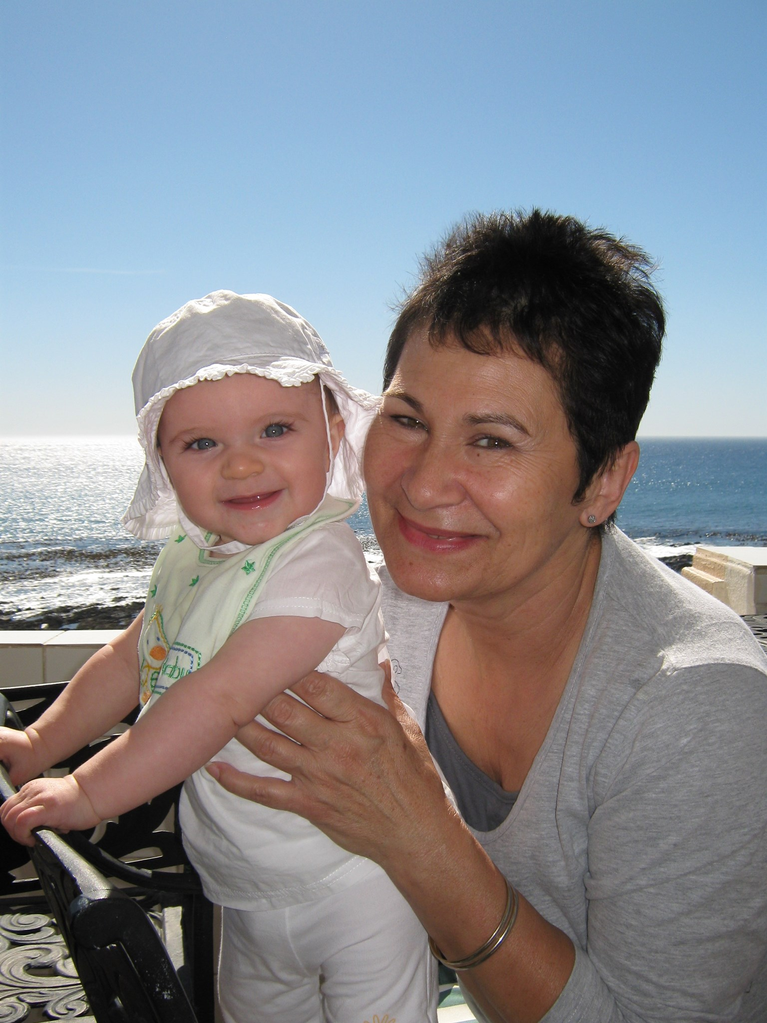 2009 With Nicole in Cape Town