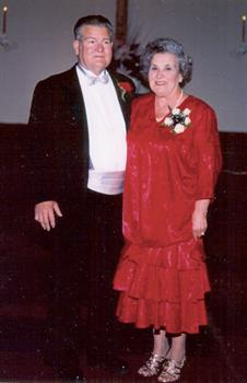Bowden and Margaret Willoughby 1987