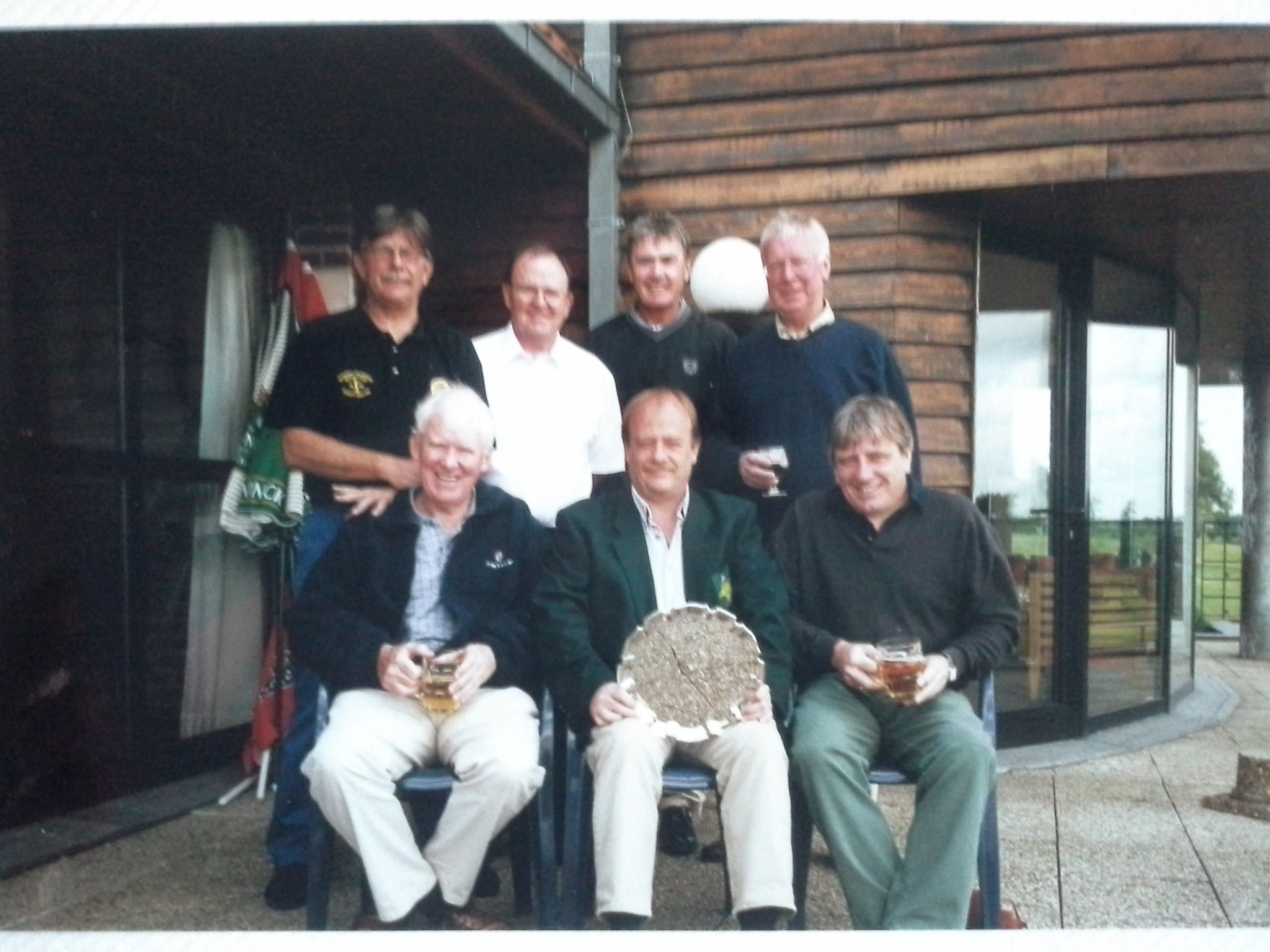 Golf at St.Omar France in the 1990s