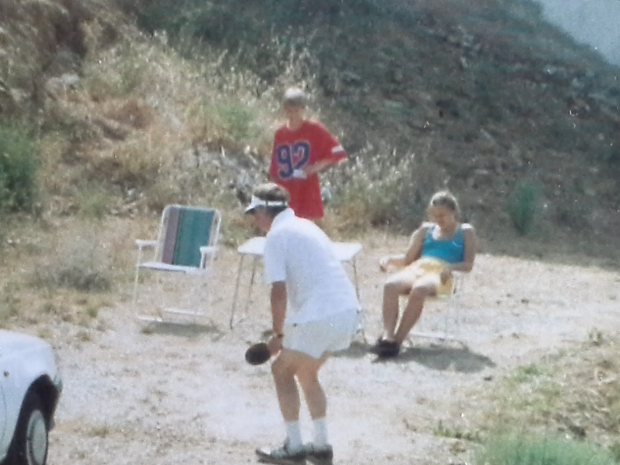 1992 - Roses,Spain showing them how its done!