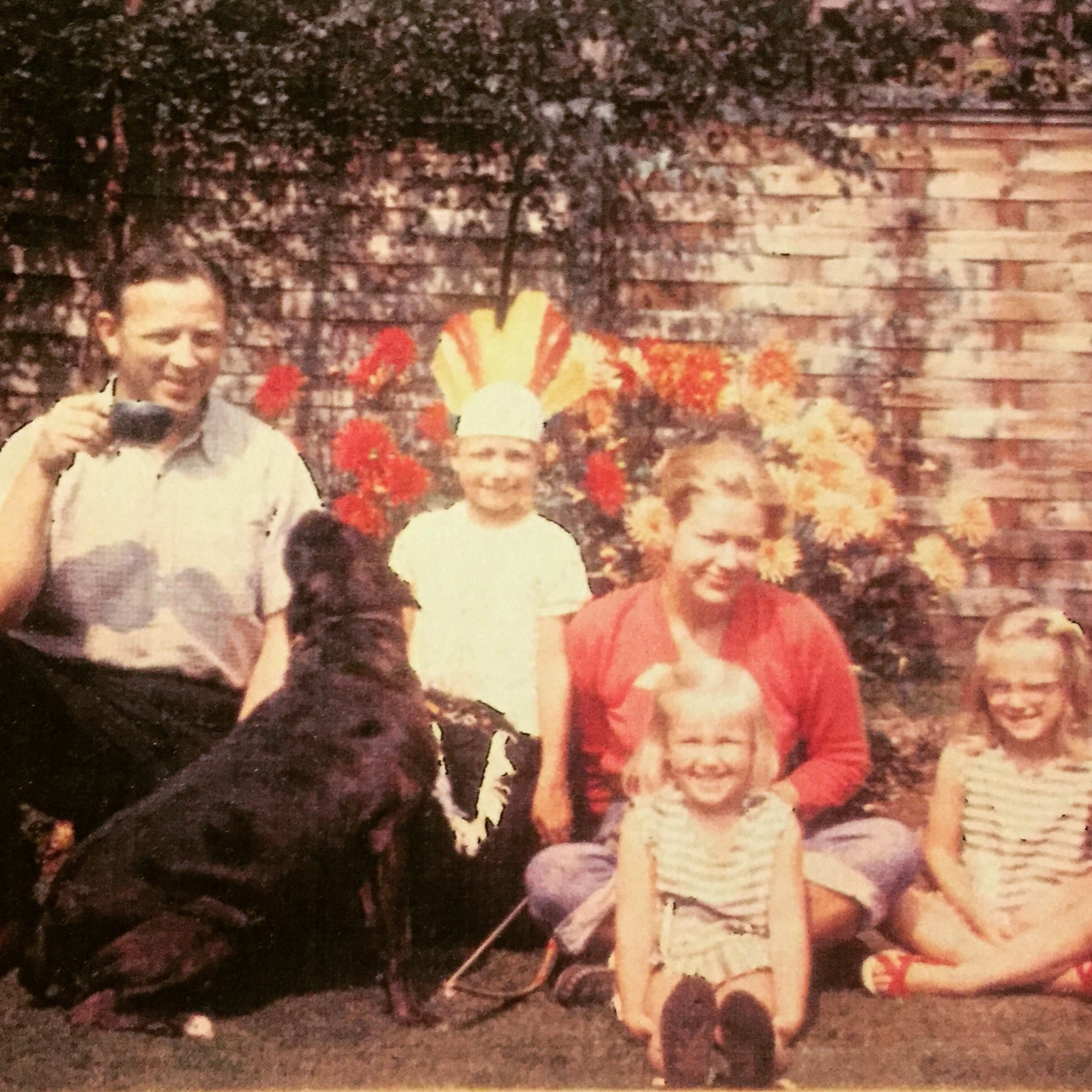 Family time 1964