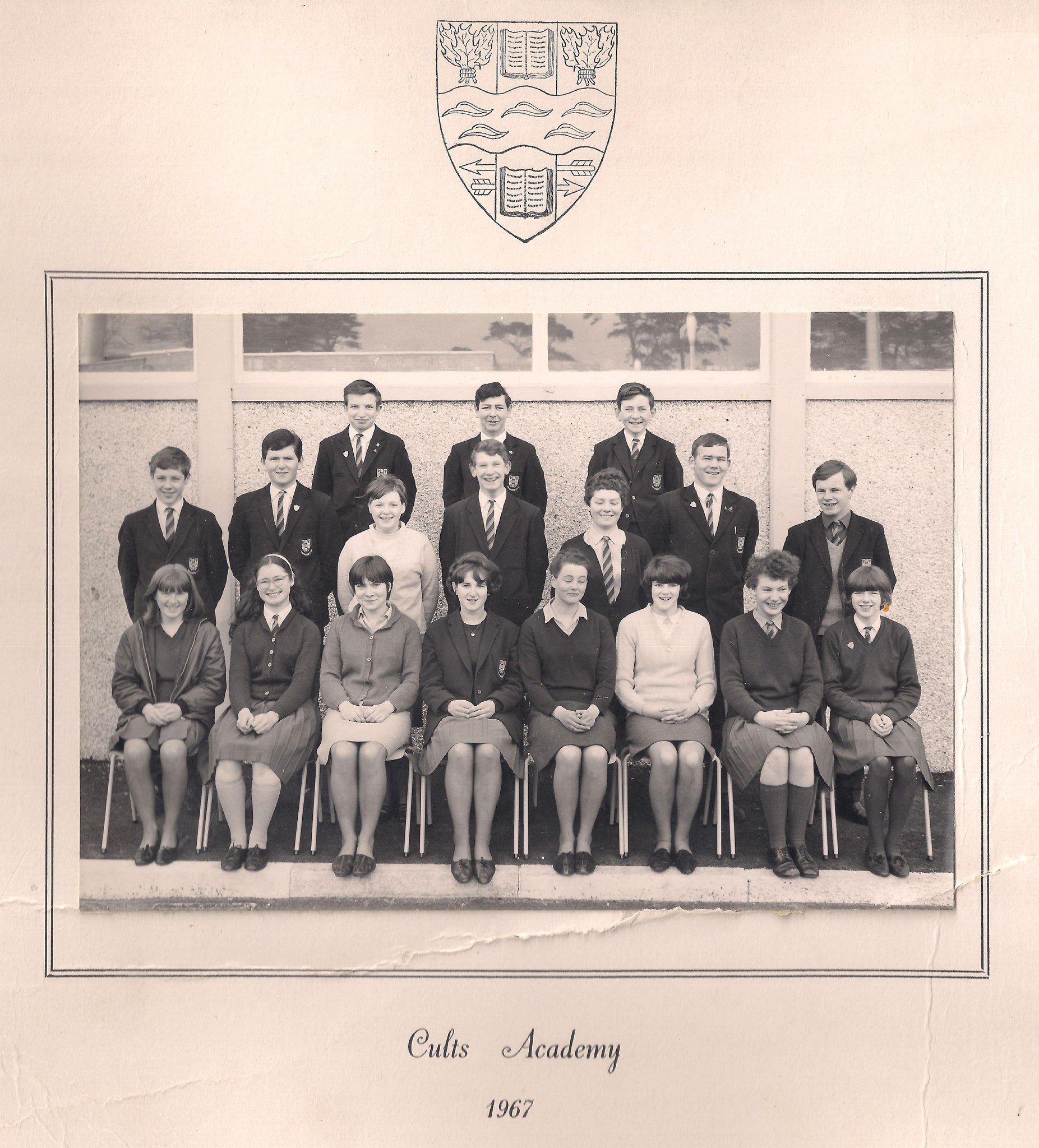 Mav School Photo 1967