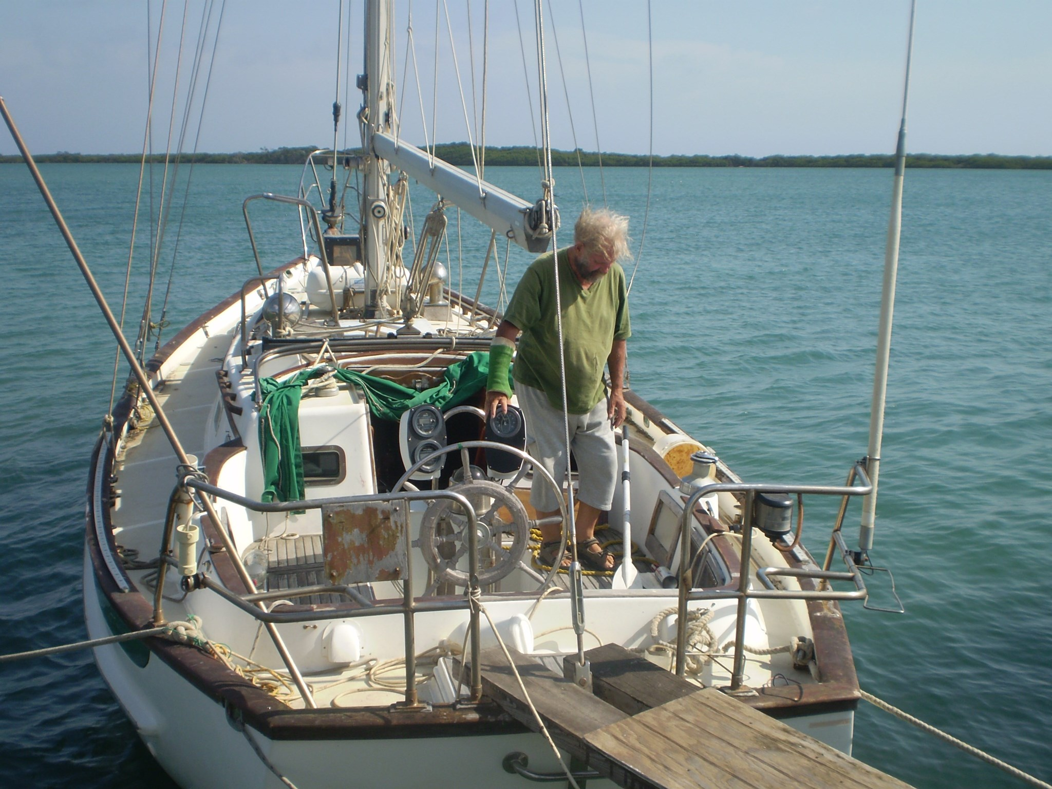 Captain Peter - May 2011