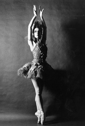 Annette Page The Firebird Credit Roy Round