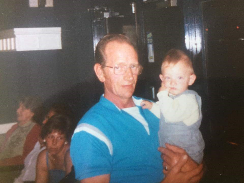 Love you and miss you so much dad xx